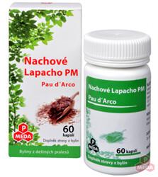 Nachové Lapacho PM (Pau dďArco) cps.60