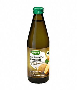 Alnavit Bio bramborová šťáva 0 33 L