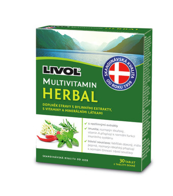 Livol Herbal tbl.30
