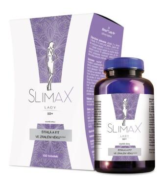 Maxivitalis Slimax Lady 50+ 150 tobolek