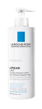 LA ROCHE-POSAY Lipikar tělové mléko 400 ml