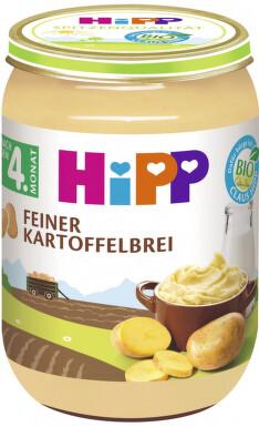 HiPP ZELENINA BIO Jemná bramborová kaše 190g