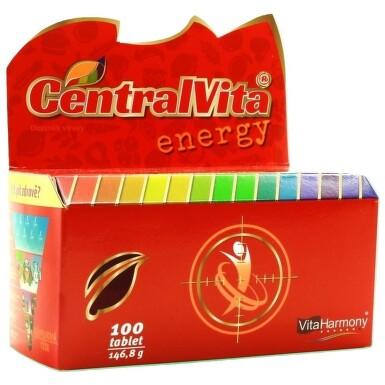 VitaHarmony CentralVita Energy tbl. 100