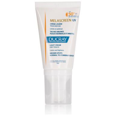 DUCRAY Melascreen legere 50+ 40ml-opal.krém lehký