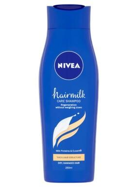 NIVEA Šampon Hairmilk Silné vlasy 250ml 88642
