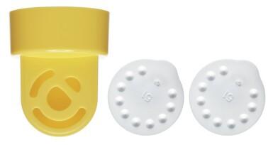 MEDELA Ventil včetně dvou bílých membránek