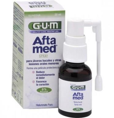GUM Aftamed sprej 20ml G2226FNL