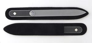 Pilník sklen.nehty 1110SW12 14cm oboustr.SWAROWSKI