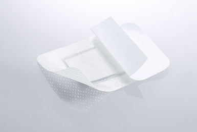 Náplast Curapor Transparent steril.7x5cm/50ks