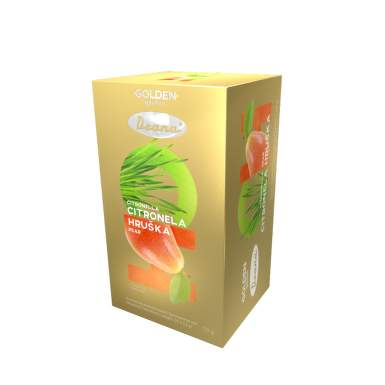 Čaj GG Citronela / hruška 20x2.5 n.s.