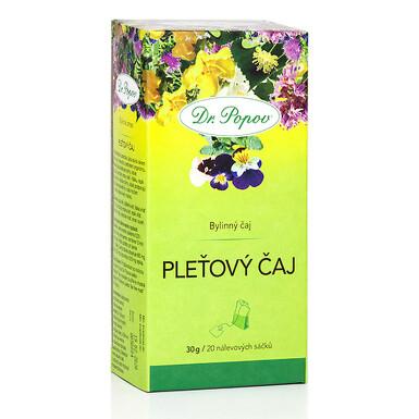 Dr.Popov Čaj Pleťový n.s.20x1.5g
