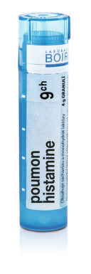 POUMON HISTAMINE 9CH granule 4G