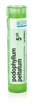 PODOPHYLLUM PELTATUM 5CH granule 4G