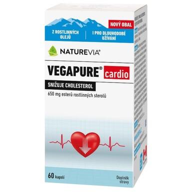 Swiss NatureVia Vegapure cardio cps.60