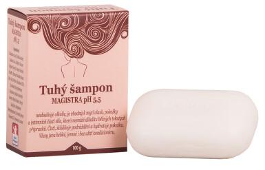 Tuhý šampon MAGISTRA pH 5.5 100g