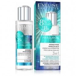 EVELINE HYALURON CLINIC Essence hydrator 3v1 110ml