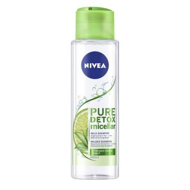 NIVEA detoxikační micelární šampon 400ml č. 89103