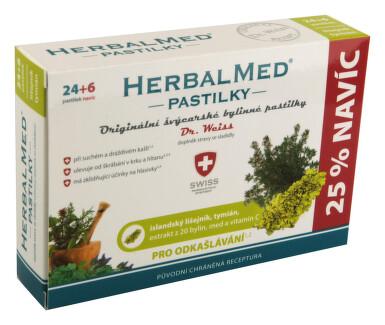 HerbalMed past. Dr.Weiss Isl.liš+tym+med+vitC 24+6