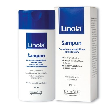 Linola Šampon 200ml
