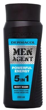 Dermacol Men Agent sprch.gel Powerful energy 250ml