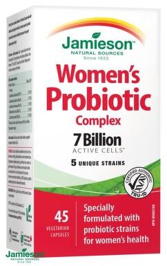 JAMIESON Probiotic Complex pro ženy cps.45