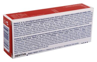 B-Komplex forte Zentiva drg.20