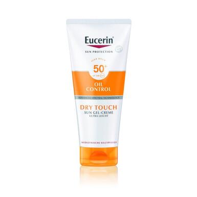 EUCERIN SUN Krém.gel na opal.Dry Touch SPF50+200ml