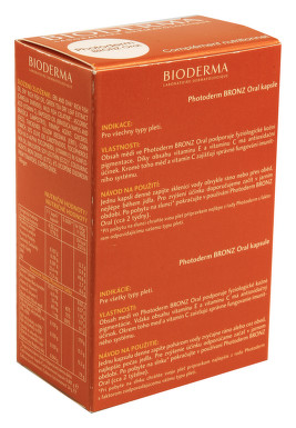 BIODERMA Photoderm ORAL tbl.30