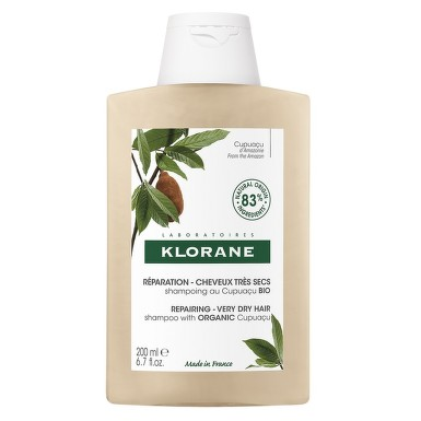 KLORANE Šampon vyživuj.s bio máslem Cupuacu 200ml