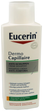 EUCERIN DermoCapil. šampon proti such. lupům 250ml