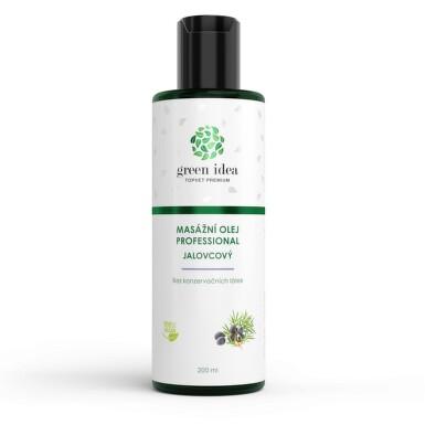 TOPVET PROFESSIONAL Jalovcový masážní olej 200ml
