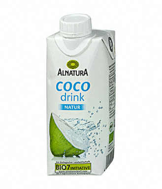 Alnatura Kokosový nápoj 0 33l