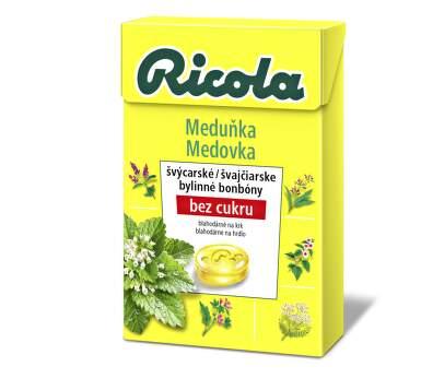RICOLA Meduňka 40g