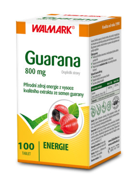 Walmark Guarana 800mg tbl.100
