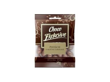 Pistácie v mléčné čokoládě 150g