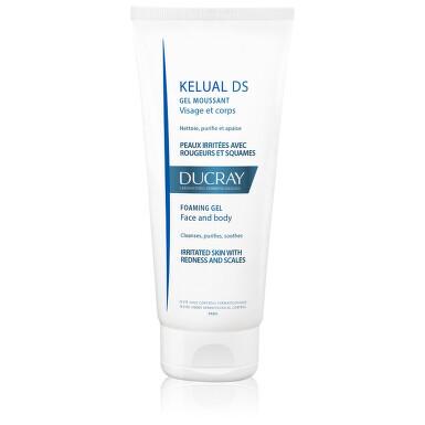 DUCRAY Kelual DS Pěnivý gel 200ml