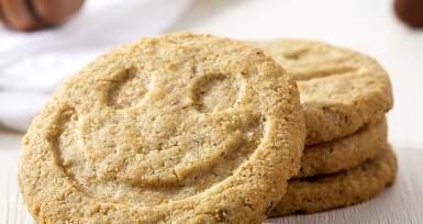 EMCO Biskiti ovesné sušenky oříšek a med 60g