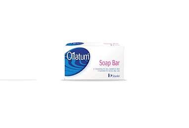 Oilatum soap bar mýdlo pro such.a cit.pokožku 100g