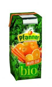 PFANNER Multi Gold 100% BIO 0.2l