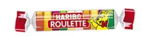 HARIBO Frucht roulette 25g želat.bonbóny 160
