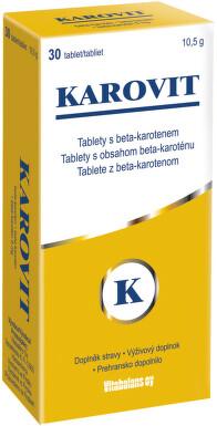 Karovit tbl.30 Vitabalans