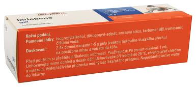 INDOBENE kožní podání gely 1X50GM