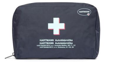 Autolékárnička HARTMANN modrá