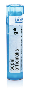 SEPIA OFFICINALIS 9CH granule 4G
