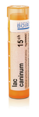 LAC CANINUM 15CH granule 4G