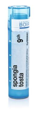 SPONGIA TOSTA 9CH granule 4G