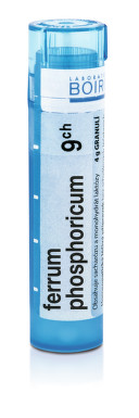 FERRUM PHOSPHORICUM 9CH granule 1X4G