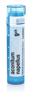 ACONITUM NAPELLUS 9CH granule 1X4G