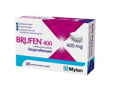 BRUFEN 400 400MG potahované tablety 30 II