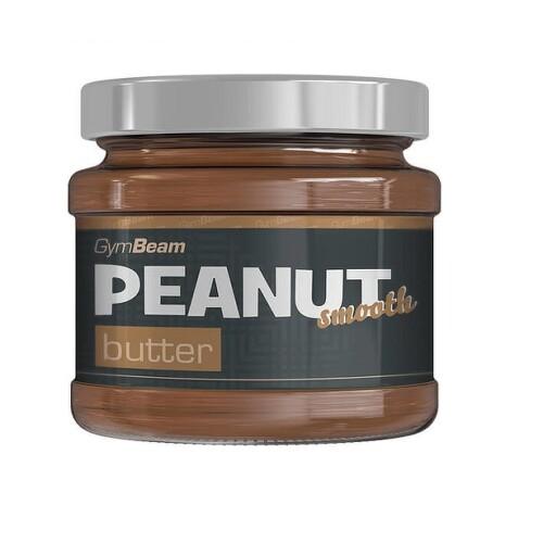 GymBeam Peanut butter smooth 340g